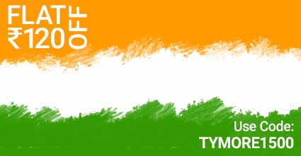 Hosur To Kanchipuram Republic Day Bus Offers TYMORE1500