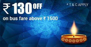 Diwali Bus Deals Travel130 RJ Travels