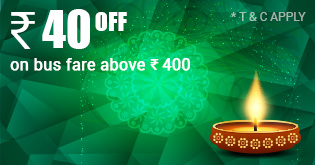 Diwali Bus Ticket Booking Ajmer To Delhi Travel40