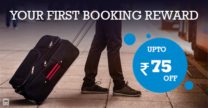 Travelyaari offer WEBYAARI Coupon for 1st time Booking from Bhim To Ahmedabad