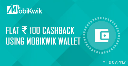 Mobikwik Coupon on Travelyaari for Kanak Travels (Shahibaugh)