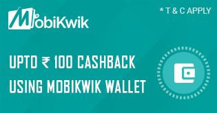 Mobikwik Coupon on Travelyaari for Ashish Travels