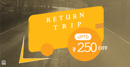 Book Bus Tickets RJ Travels RETURNYAARI Coupon